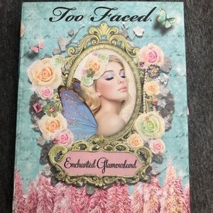 Two Faced Enchanted Glamourland Collector Palette
